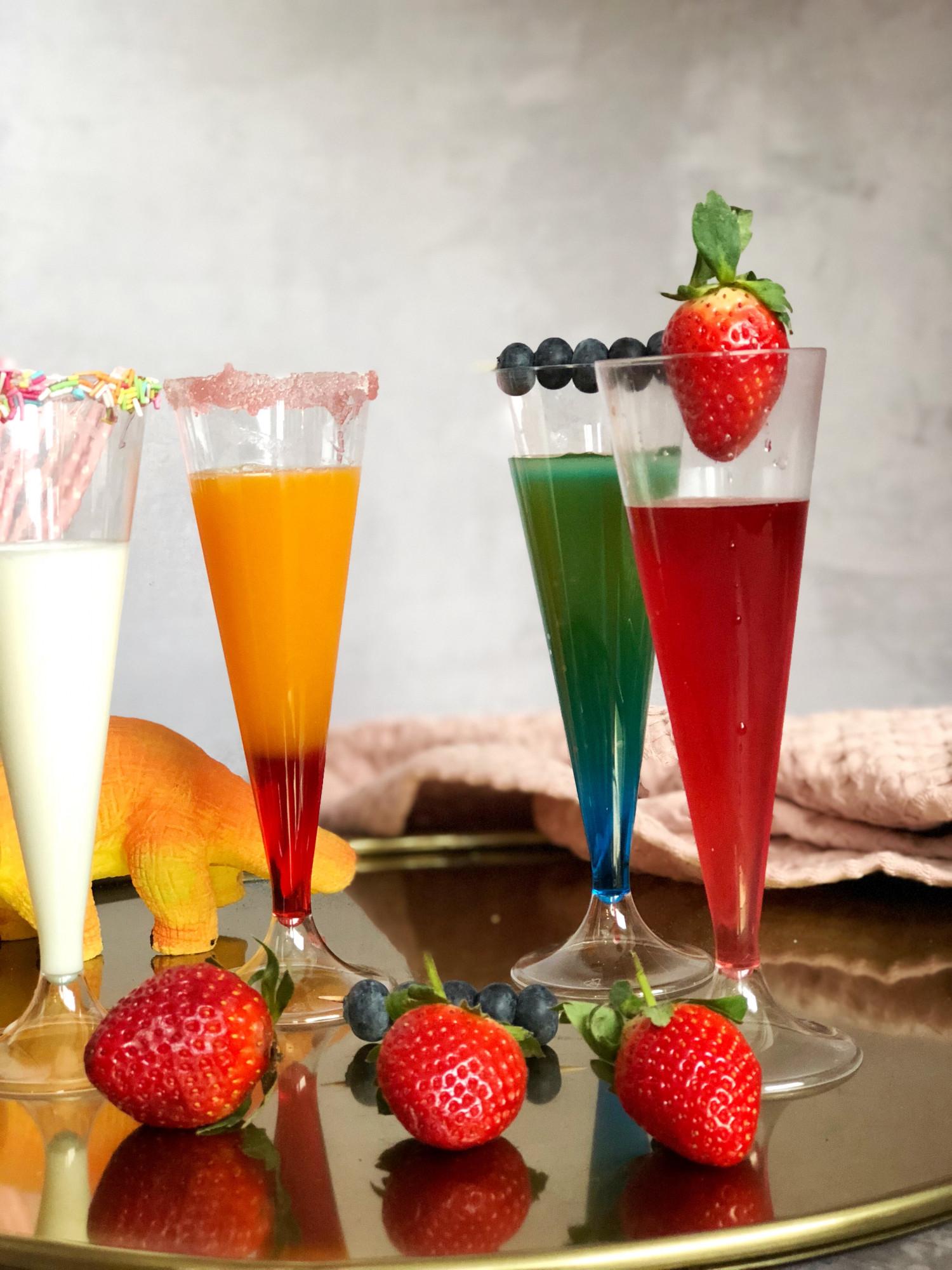 alkoholfri cocktails
