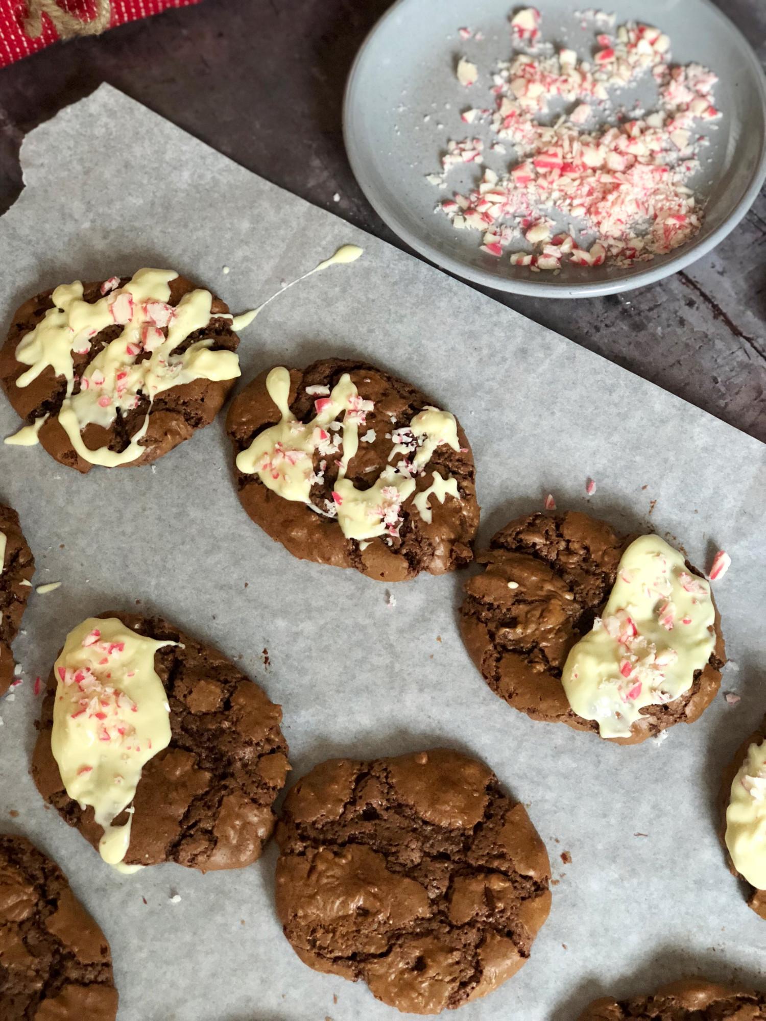 chokolade cookies jul