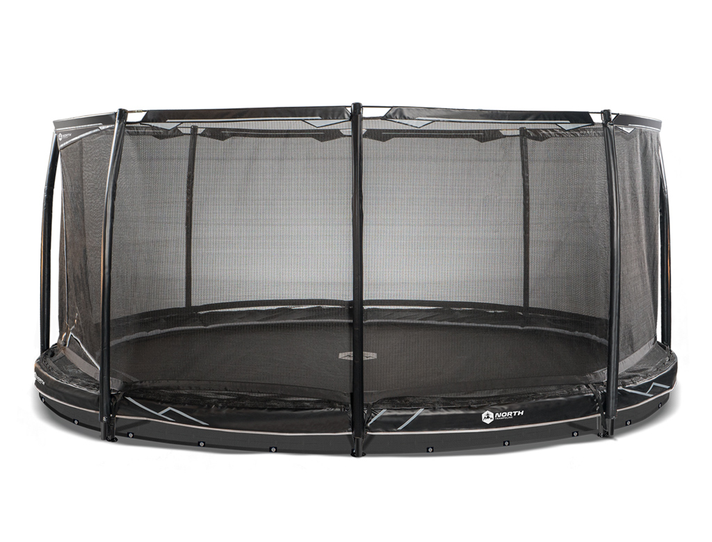 North Trampoline Explorer low