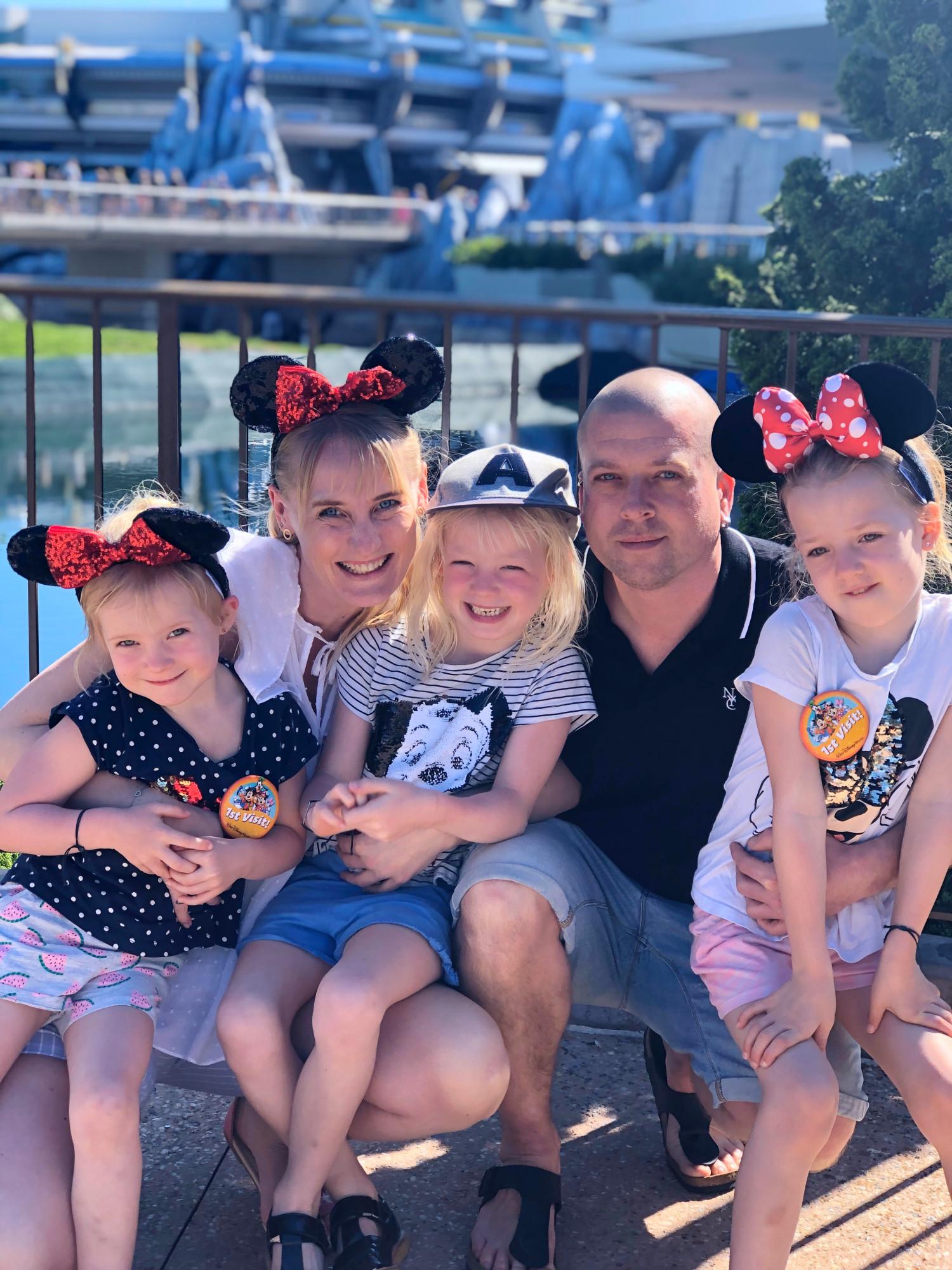 Florida med børn