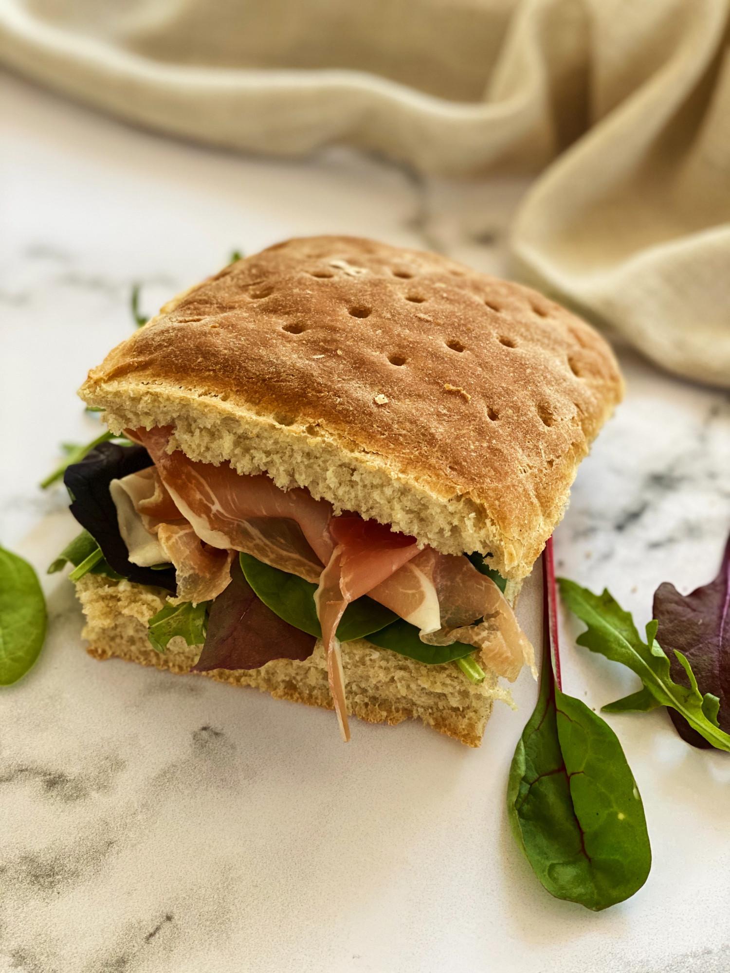 Sandwich klemmer opskrift