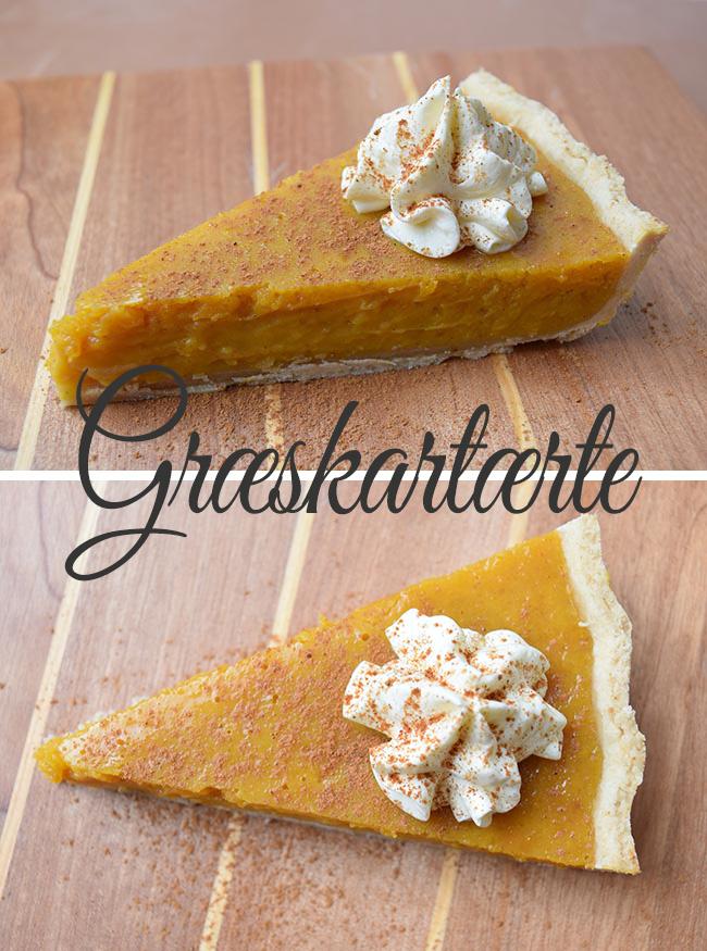 bedste nemmeste græskertærte pumpkin pie