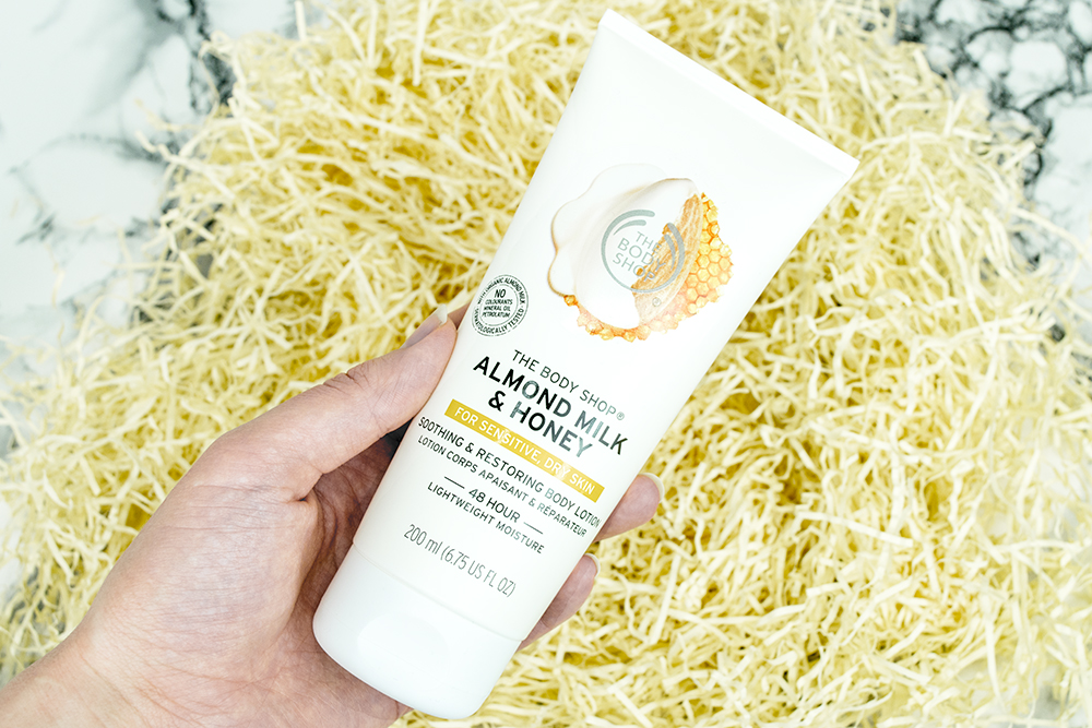 the-body-shop-almond-honey-soothing-restoring-body-lotion