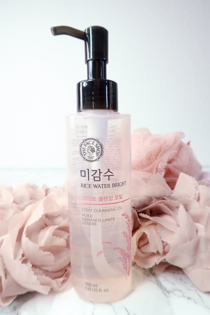 koreansk renseprodukter