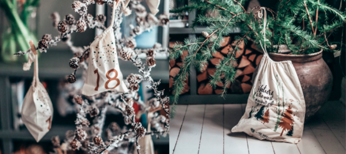 Yves Rocher julekalender 2019