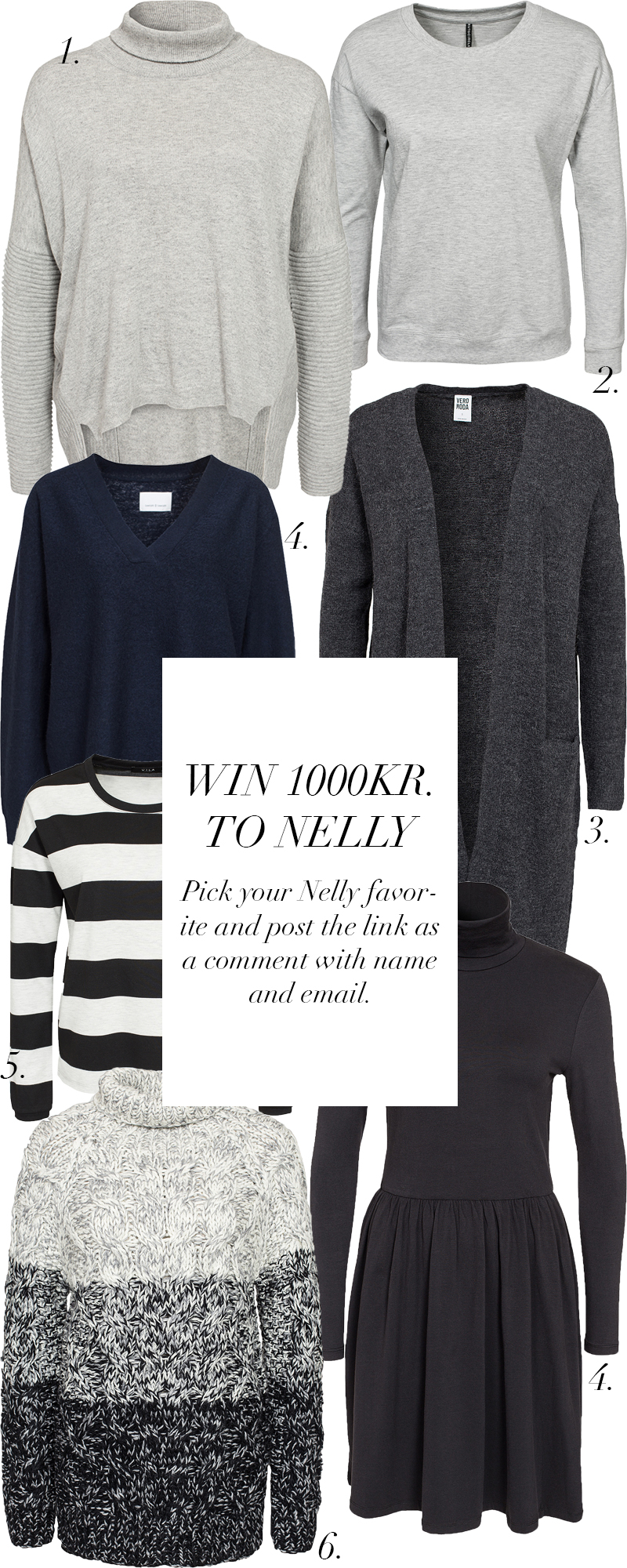 NELLY GIVEAWAY | Giveaways | Marie Jedig
