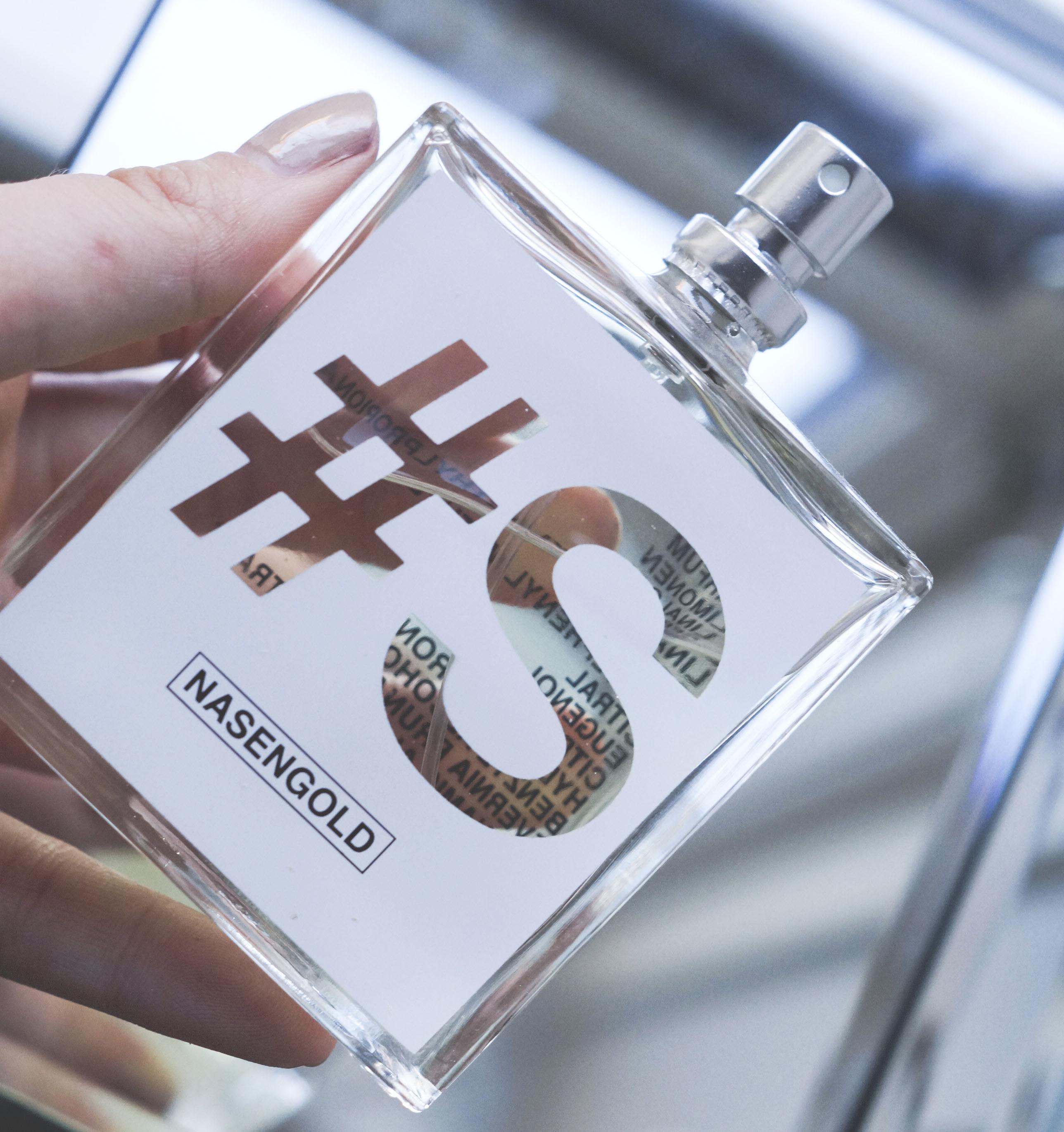 nasengold parfume, nasengold #s, #s perfume, bblogger, bbloggers, skønhedsblog, skønhedsblogger, caroline overgaard, beauty, beauty blog, beauty blogger, caroline overgaard