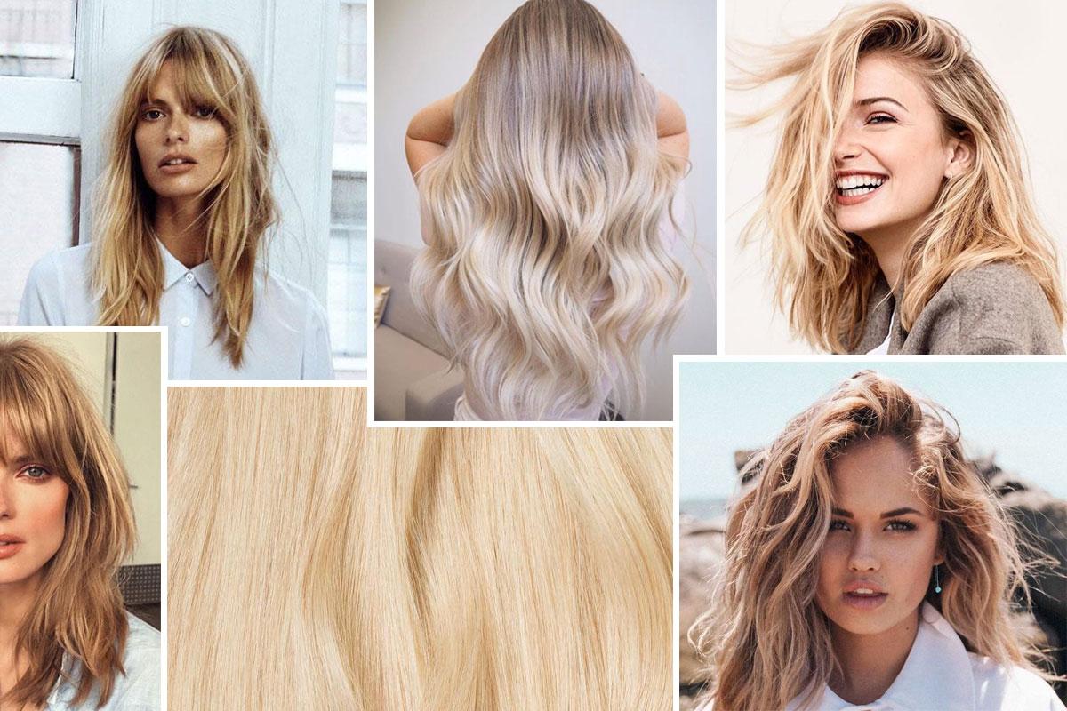 Sundere, smukkere hår - Blonde hairstyle inspiration