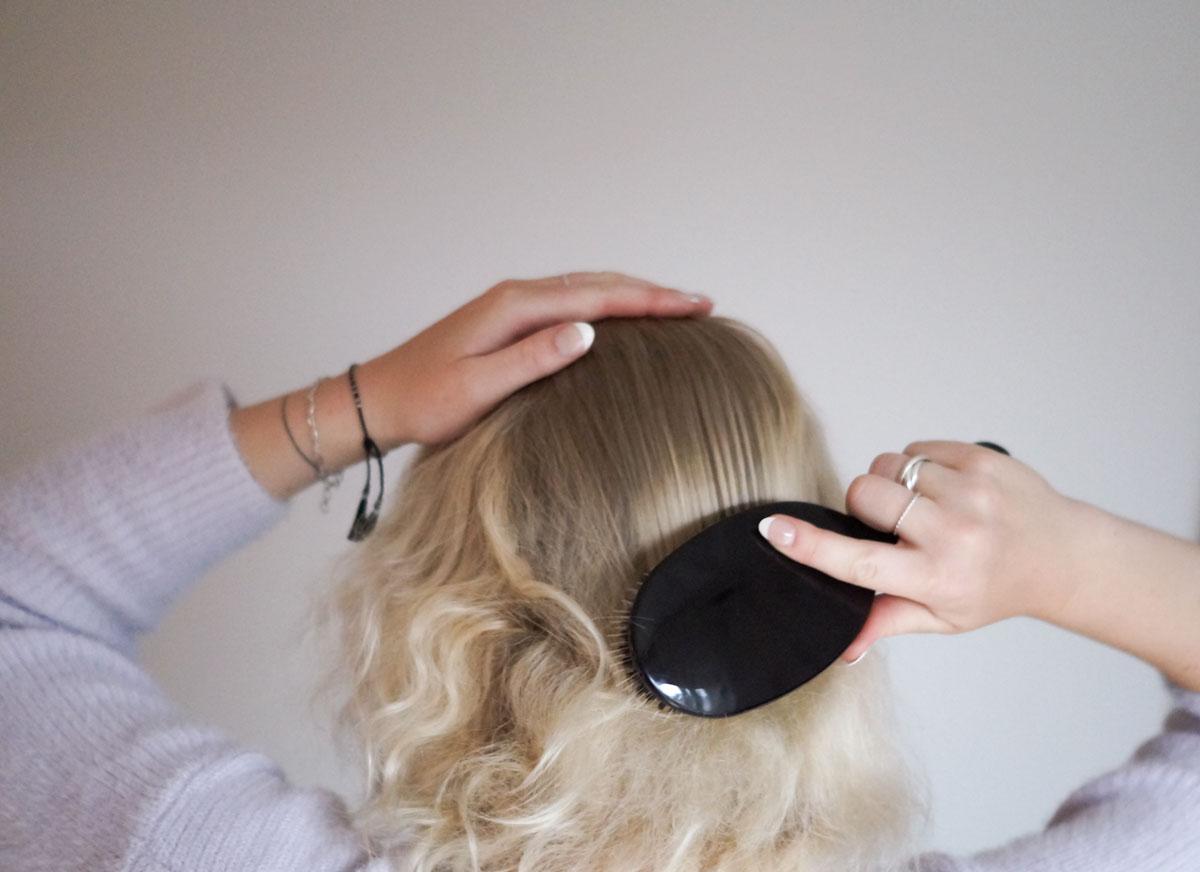 Madison Professional, hårbørstning, sundt hår, hårbørste, vildsvinehår, naturlige hår, billigvoks.dk, camilla nørgaard, camilla nørgaard christensen, camillanoergaard.dk, camillanoergaard, blog, skønhedsblog, beauty blog