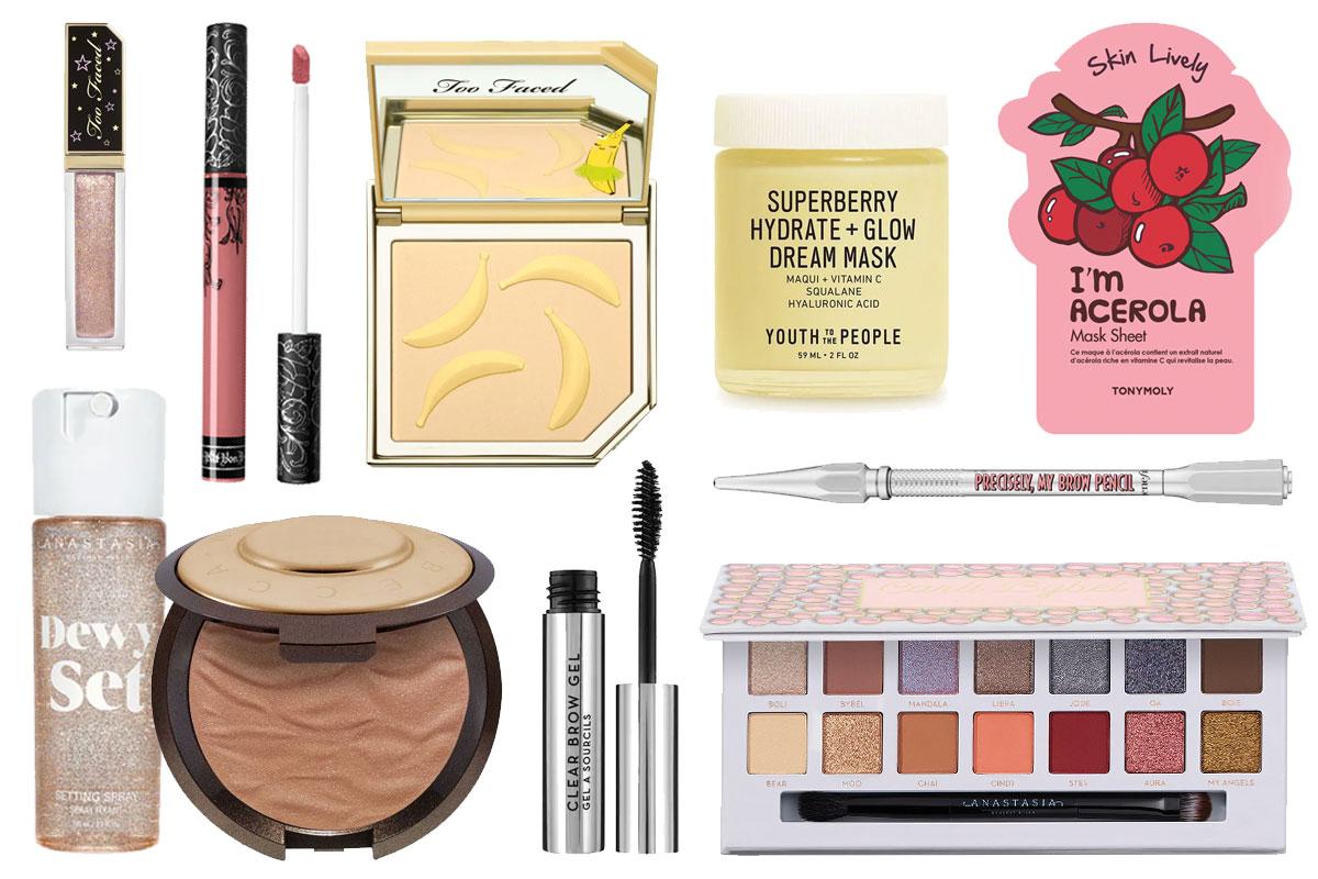 Produkter fra Sephora's Single's Day kampagne
