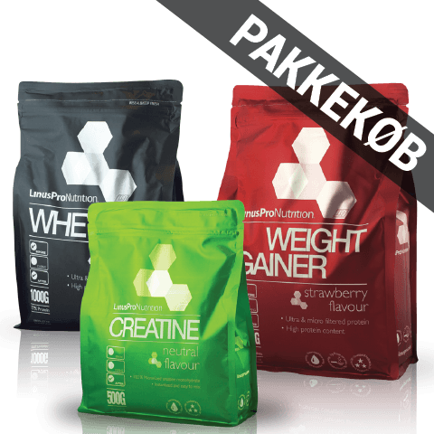 pakke-muskelopbygning