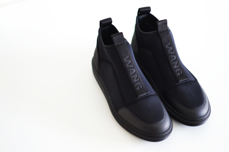 alexander wang x H&M sneakers