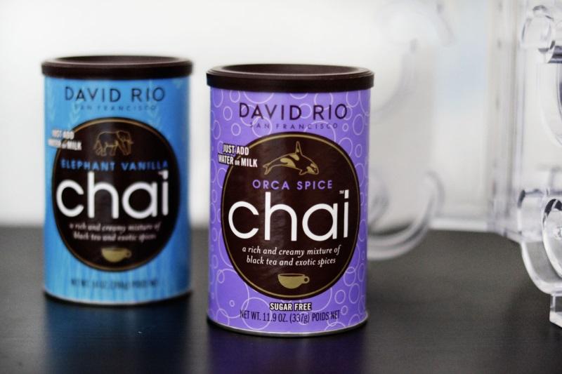chai latte fra david rio