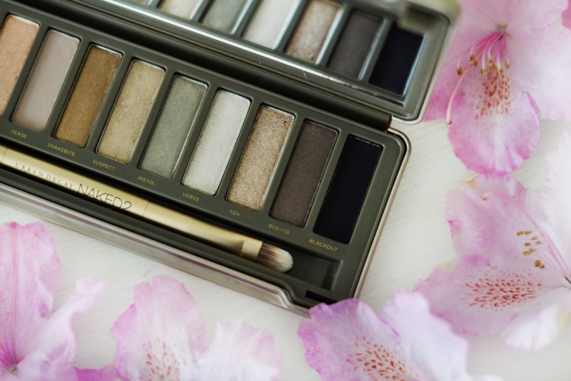 Urban decay naked 2 palette new in3