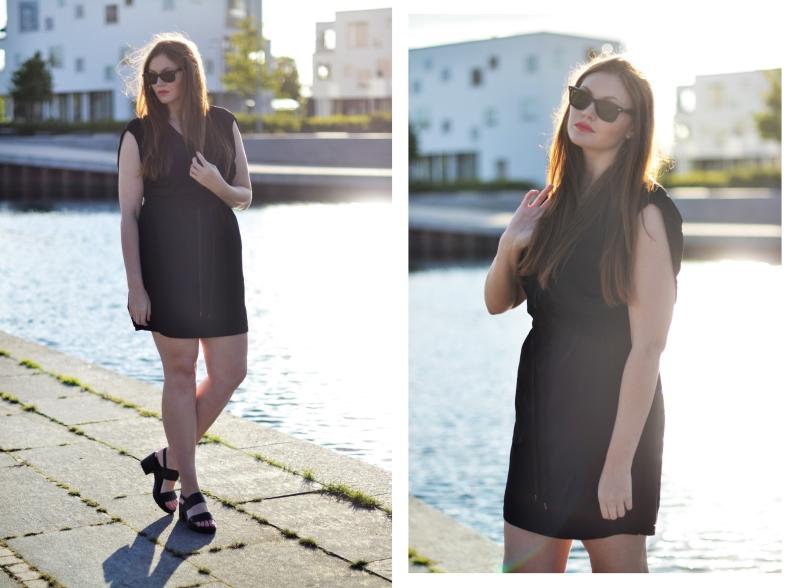 outfit skjorte kjole genbrug2