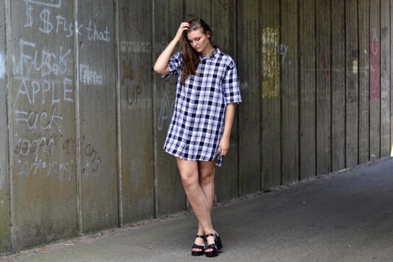 outfit kort skovmandsskjorte kjole3