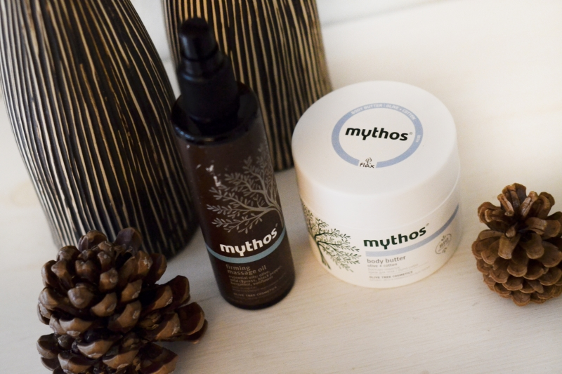 mythos billigvoks firming massage oil body butter olive cotton3
