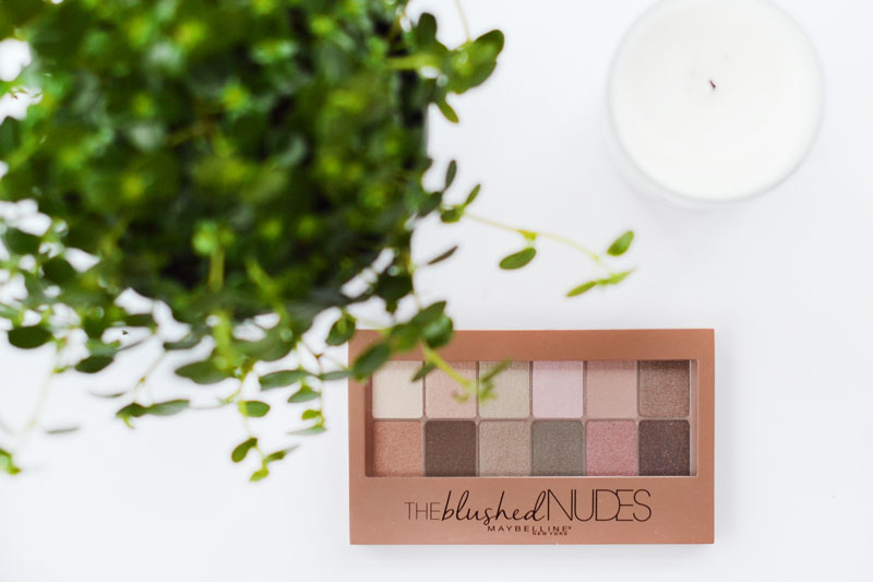 Maybelline the blushed nudes swatches3