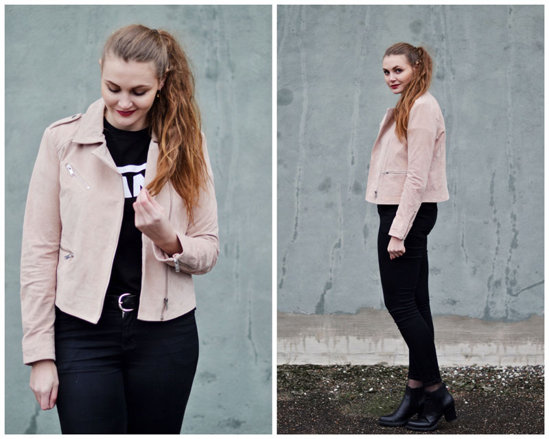 outfit-lyseroed-ruskind-jakke-vans-t-shirt