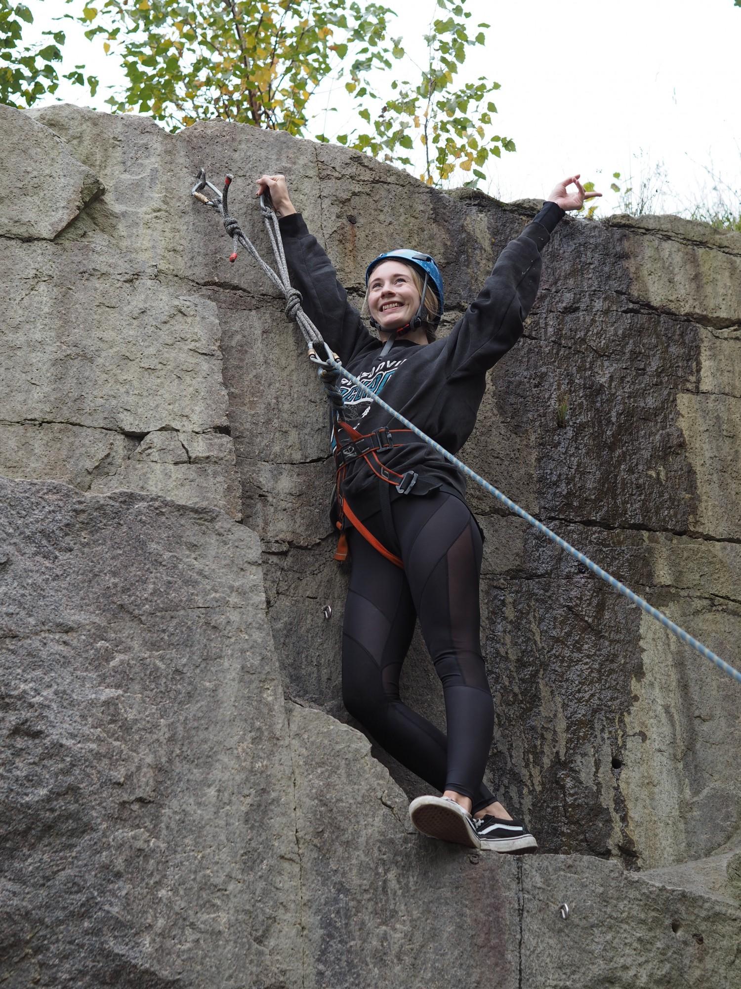 Bornholm klatring