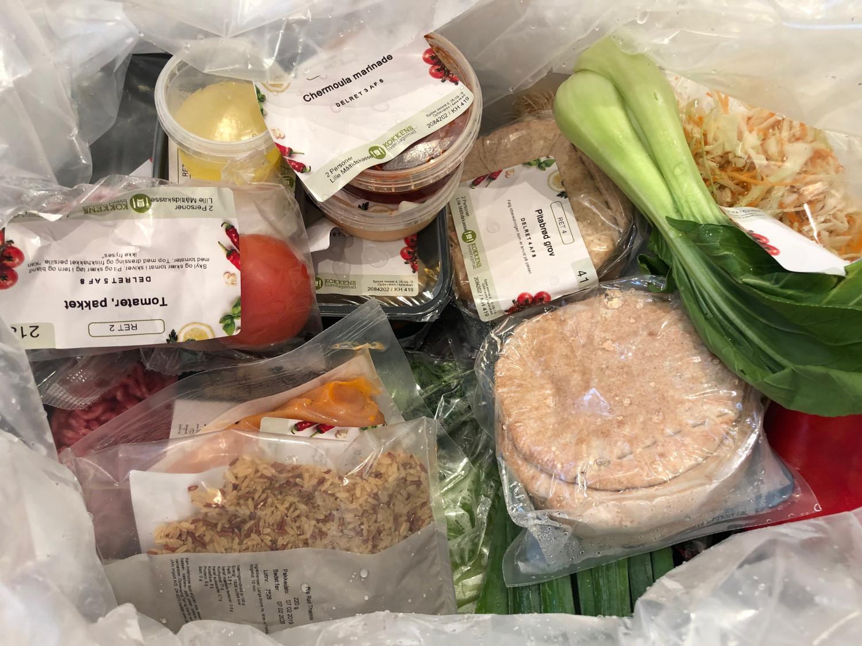 Hjælp til aftensmad under en besværlig graviditet – eller