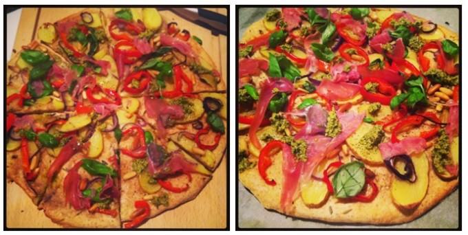 kartoffelseraono pizzaer