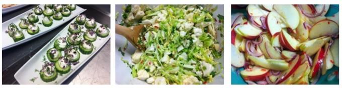 salater og appetizere