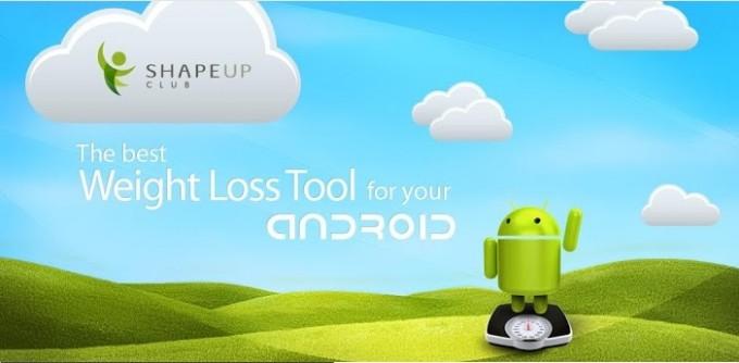 shape up app.