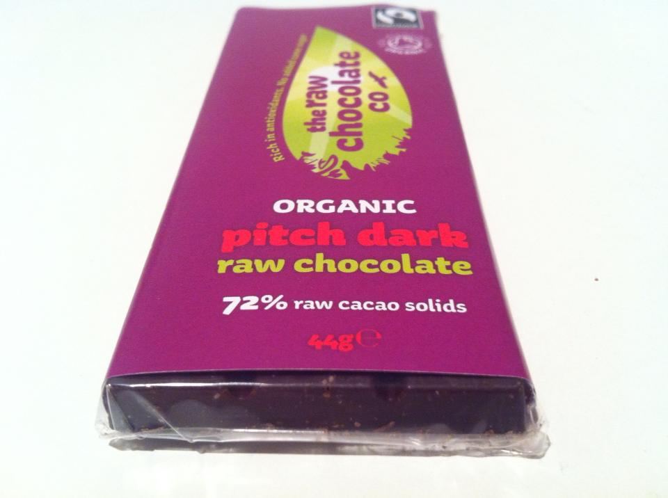 raw chokolade