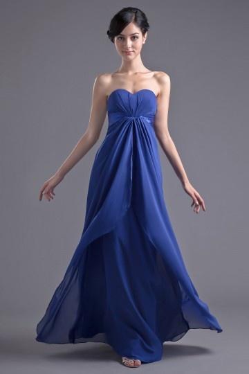 Blue bridesmaid dresses online