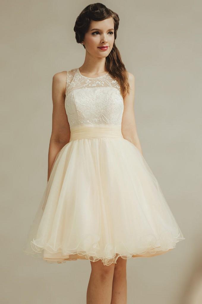 robe de mariage en dentelle