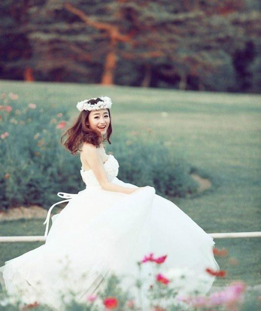 robe de mariée du Lion princesse blanche