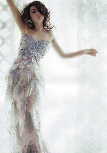 robe de mariage du Sagittaire bustier