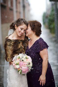 maman et fille