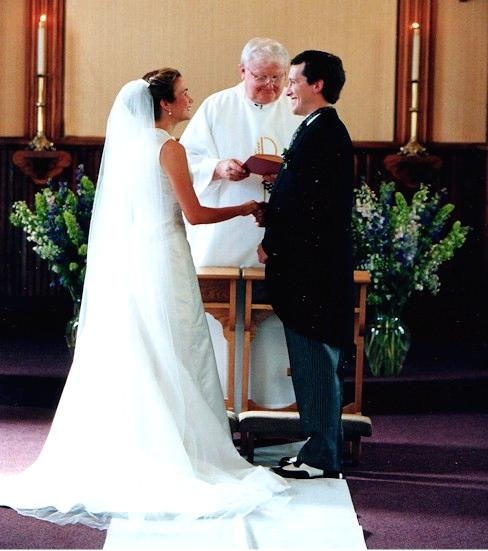 mariage a l'eglise
