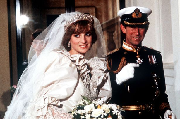 mariage Prince Charles & Lady Diana