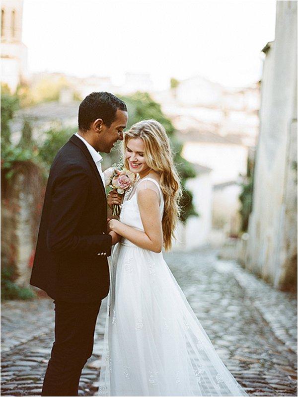 mariag romantique en France