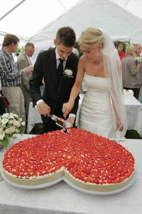 alternatives des gâteau mariage