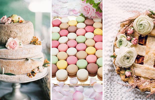 alternatives des gâteau pour mariage