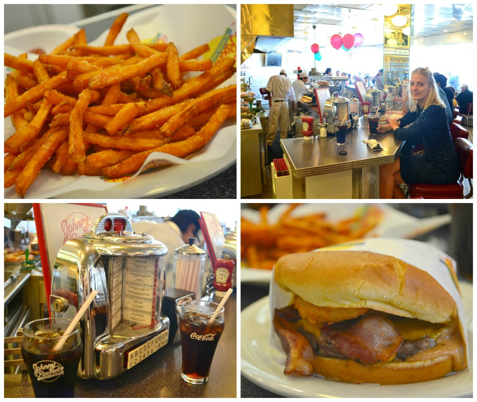 johnny rockets diner