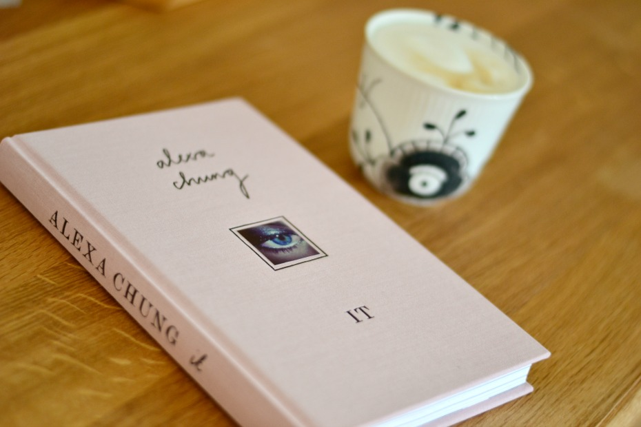 book review - alexa chung it