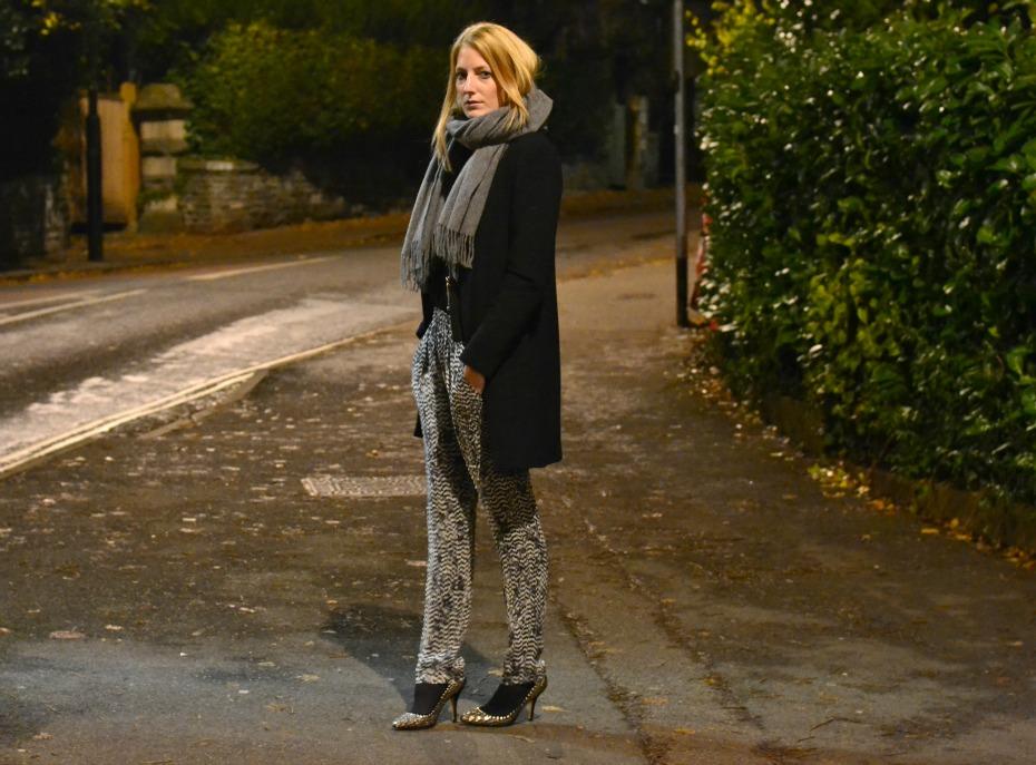 isabel marant pour H&M outfit