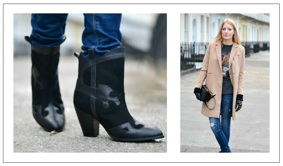 black lily boots