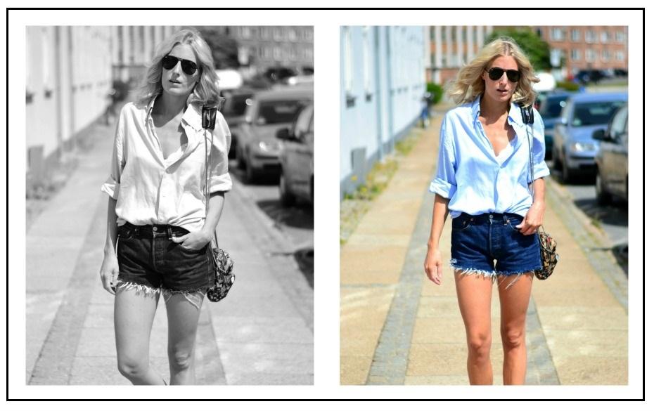 summer outfit birkenstocks