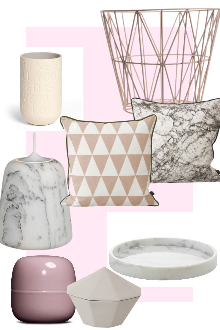 dubuy pink home