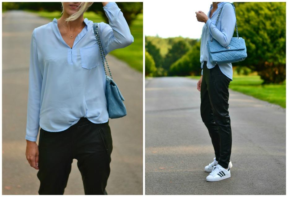 gestuz læderbusker_dkny denim bag_adidas superstar_sheinisde shirt4
