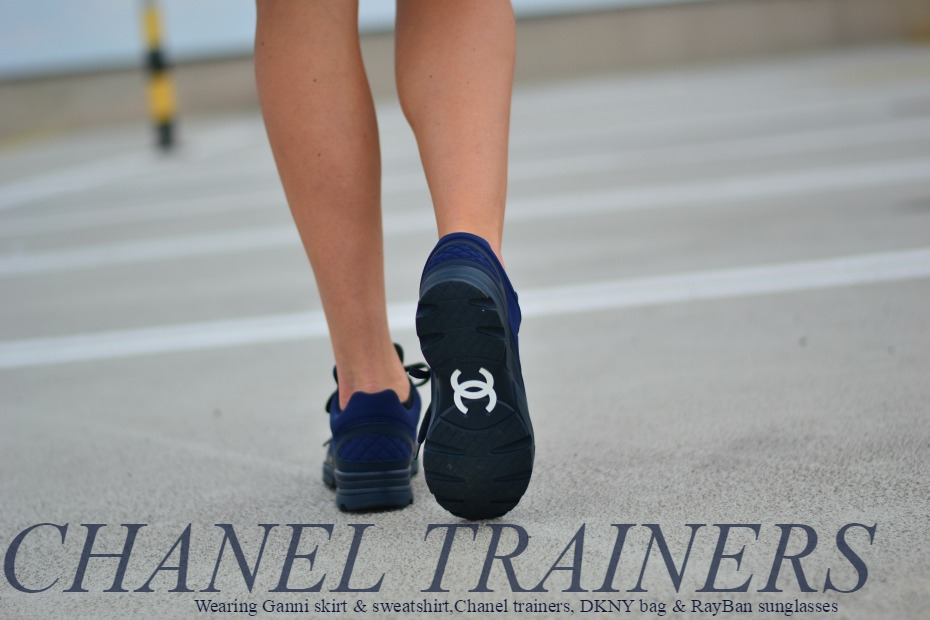 ganni_me and met_chanel trainers_dkny denim bag.2