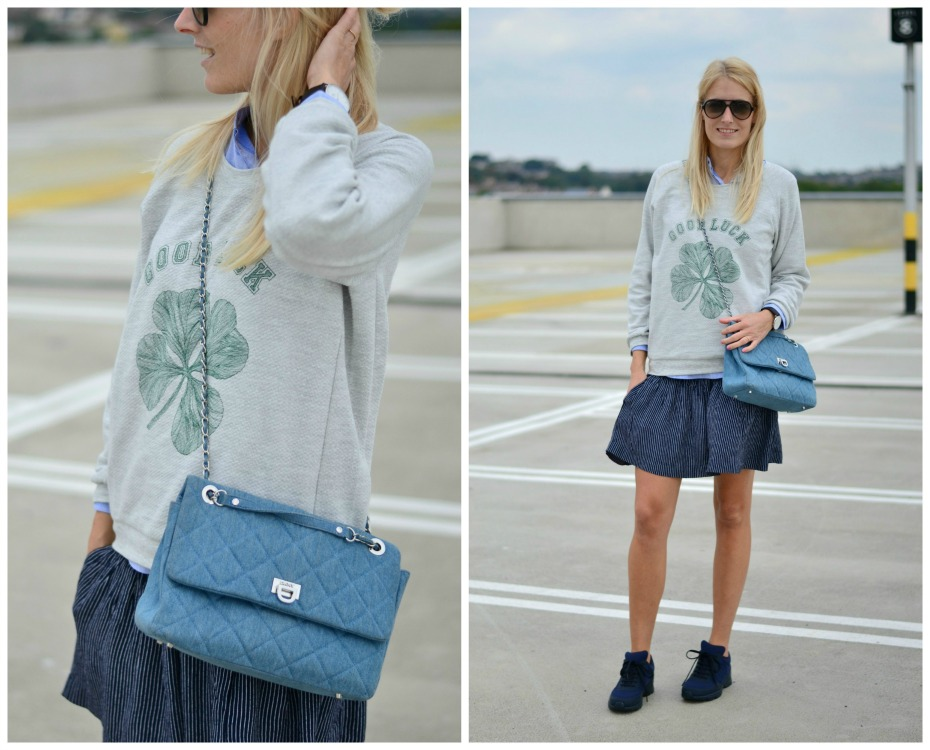 ganni_me and met_chanel trainers_dkny denim bag.4