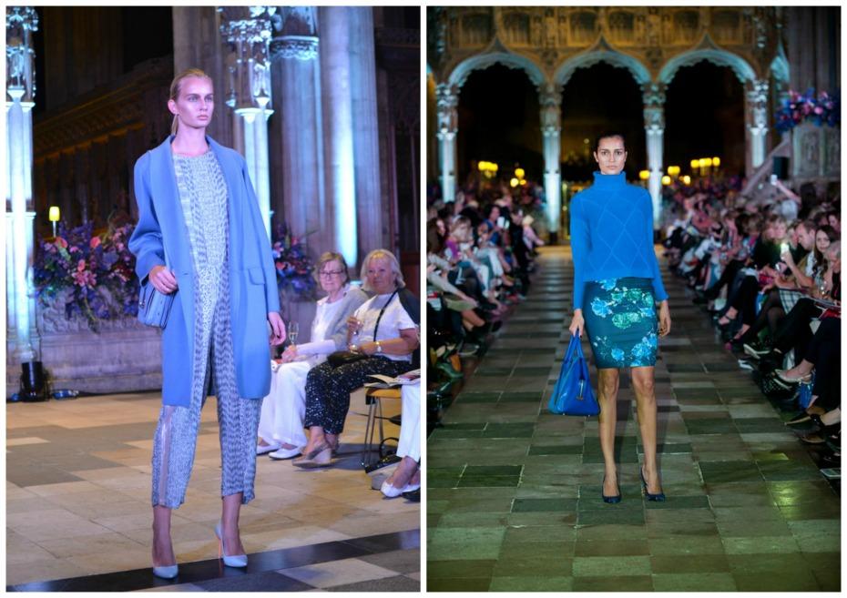 harvey nichols bristol fashion show aw'14