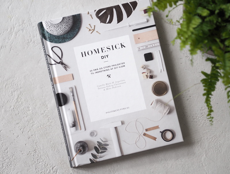 HOMESICK DIY BOOK